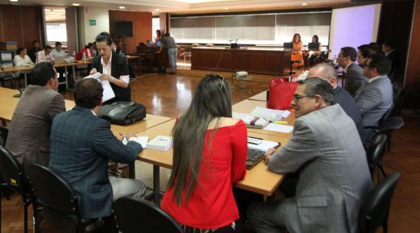 Odebrecht maintains 45 open investigations handled by Ecuador's Comptroller and the Prosecution Office